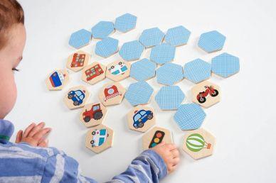 Transport Memory Game