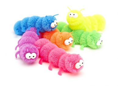 Colourful Caterpillar - available in 6 colours
