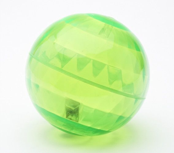 Jumbo Laser Light Up Ball - available orange and green