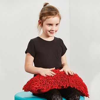 Tactile Weighted Noodle Cushion