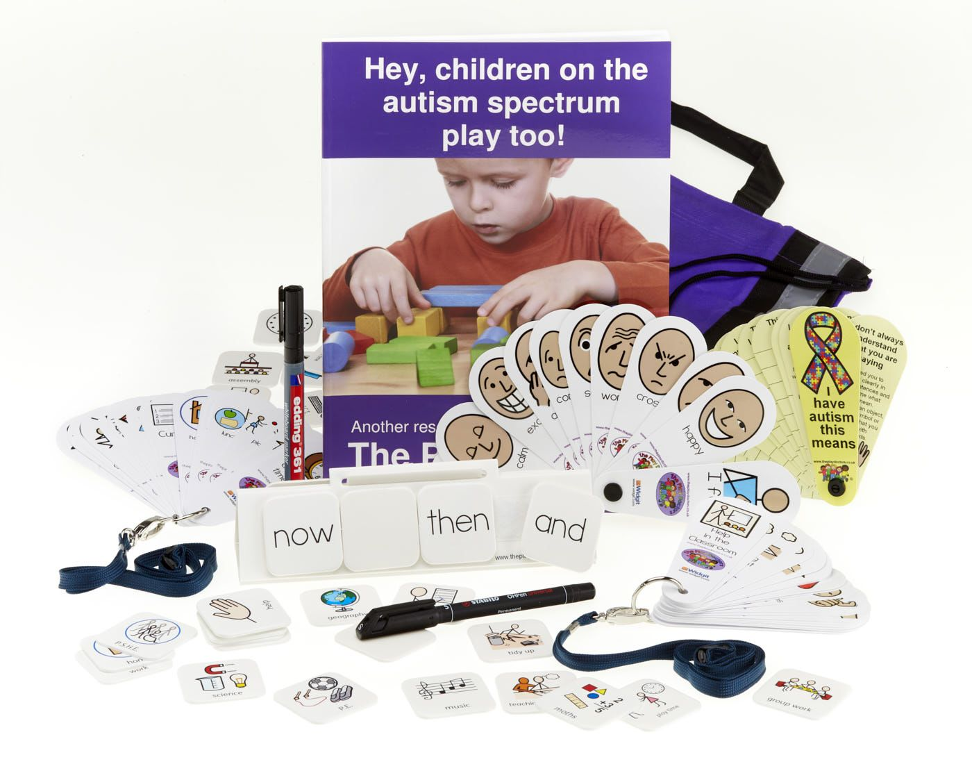Autism Resource Kit in a Bag