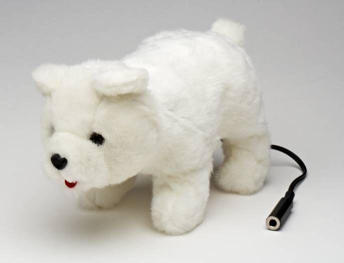 Eddie Polar Bear - Switch Adapted Toy