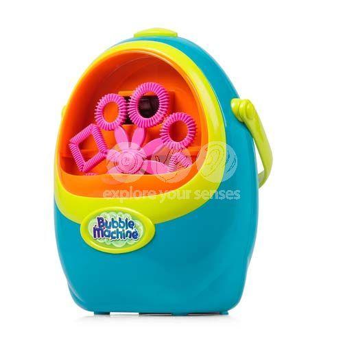 Bubble Machine Kit & Flower Scented Bubbles