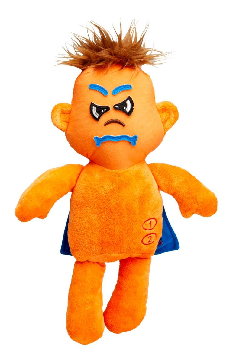 Eric the Exploring Emotions Super Doll