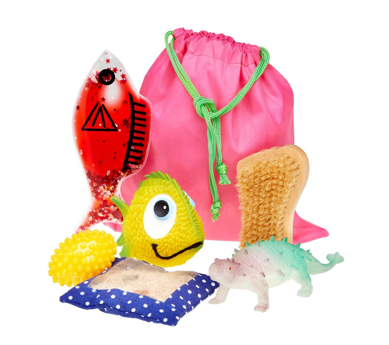 Going to School Personal Kit - Tactile Resources