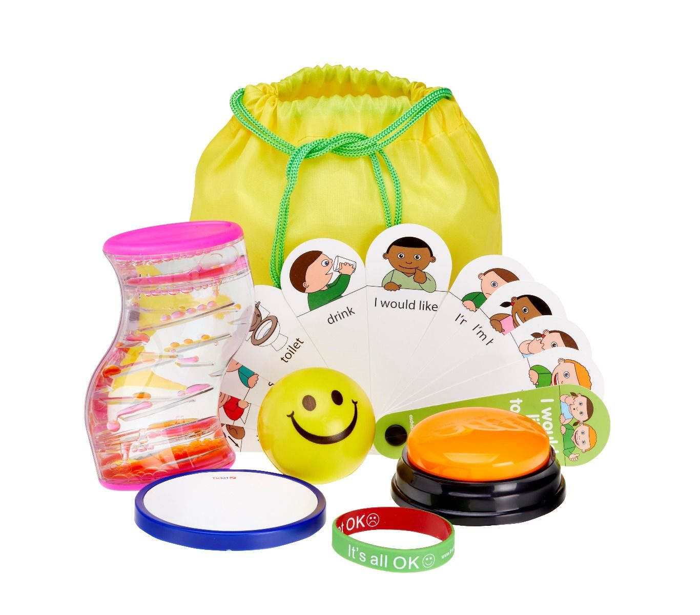 Going to School Personal Kit - Emotions Resources