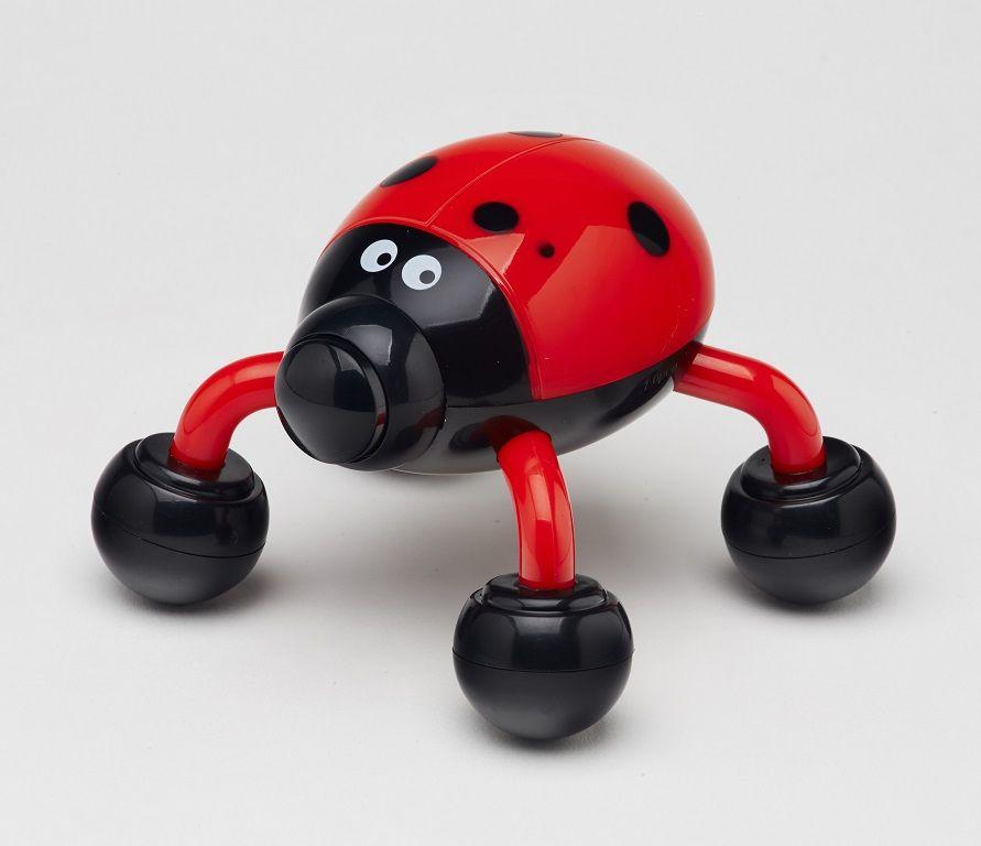 Ladybird Red Bug Massager