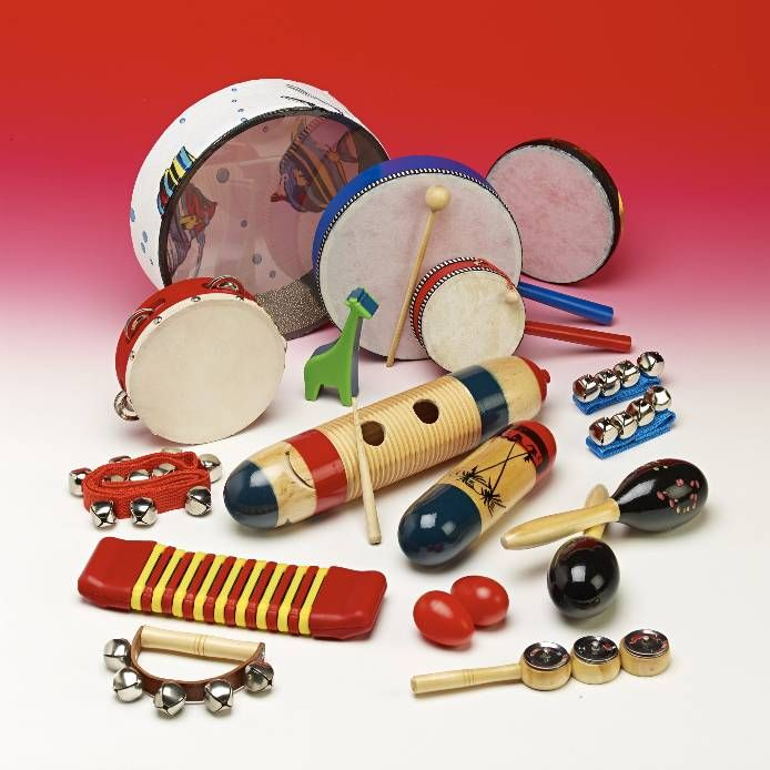 Musical Exploration Bag