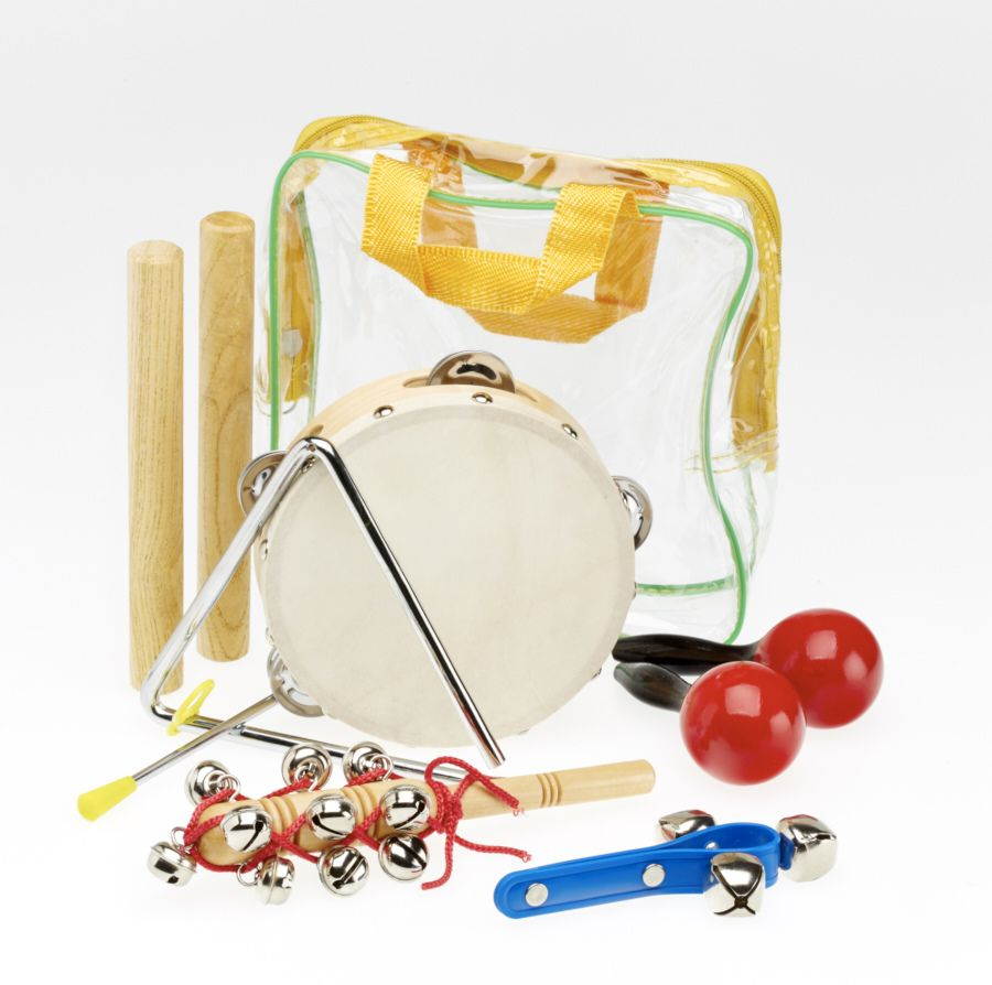 Musical Percussion Kit