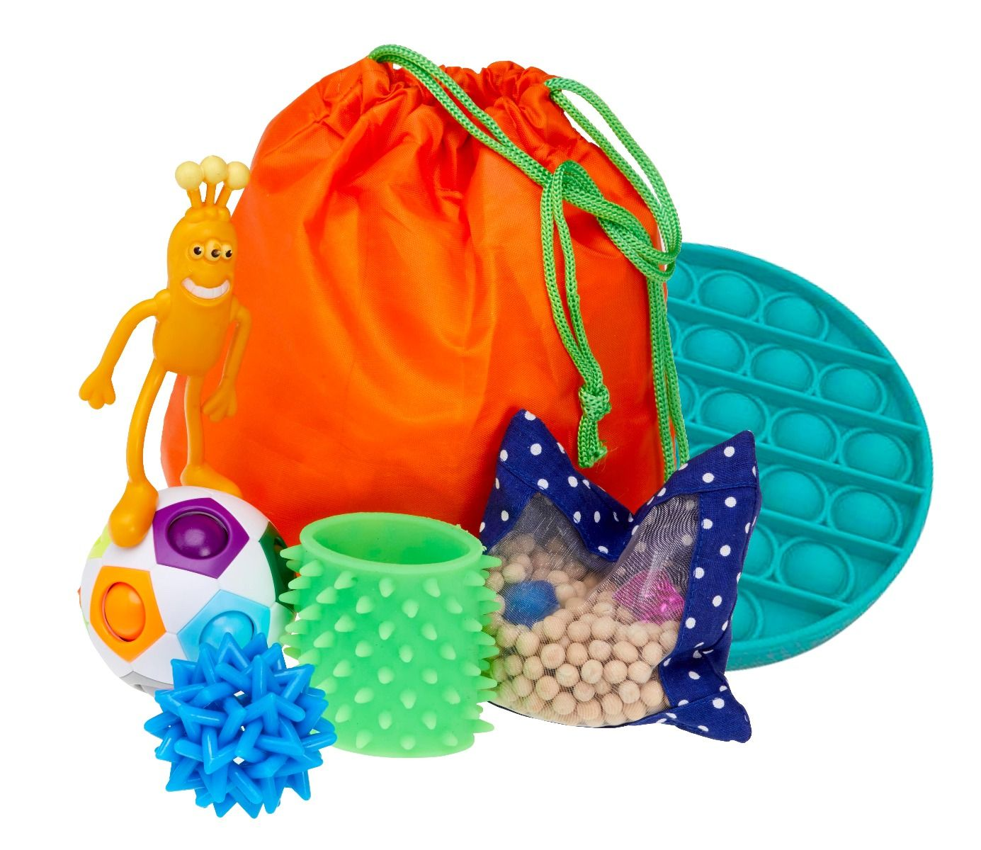 Going to School Personal Kit - Fidget Resources