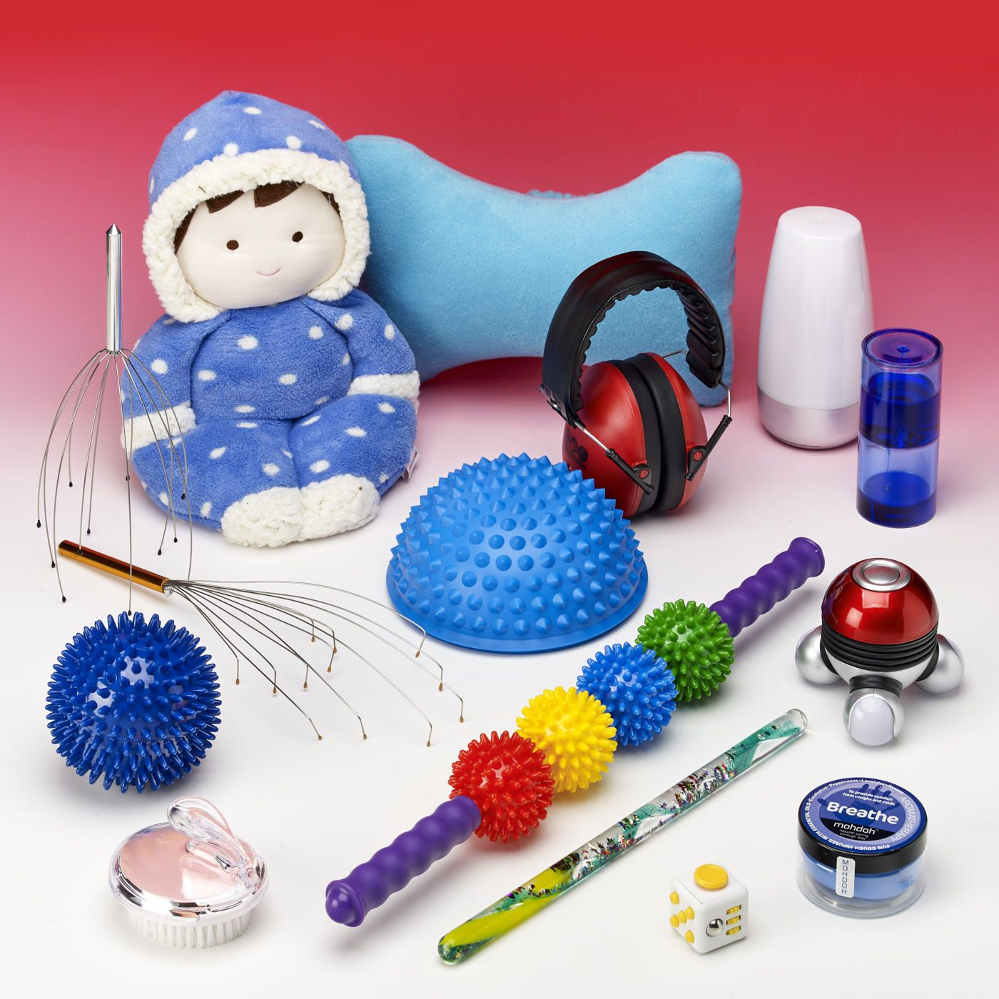 Relaxation Exploration Bag - NEW Revised Contents