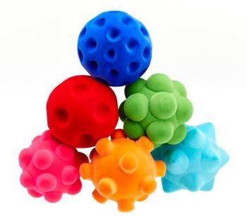 Rubbabu Tactile Balls - Set of 3