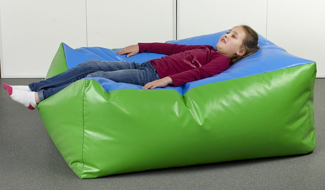 Vibroacoustic Body Cushion and Speaker