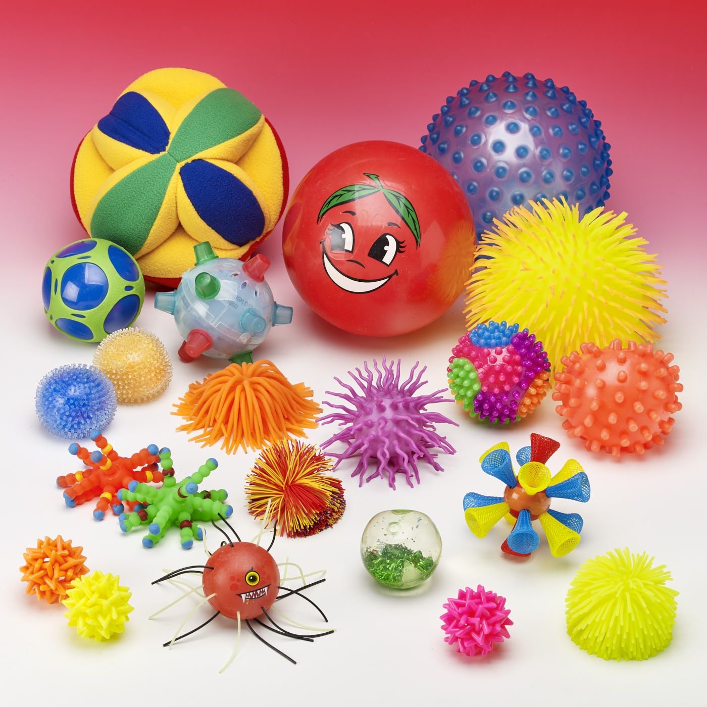 Sensory Ball Exploration Bag - NEW REVISED CONTENT!