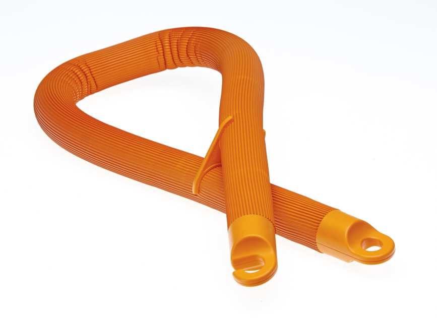 Twisty Ribbed Vibrating Snake