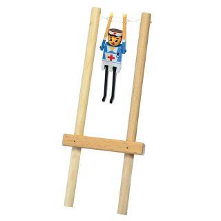 Wooden Acrobat