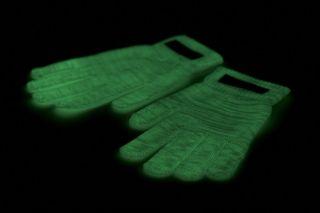 Glow in the Dark Gloves - pair