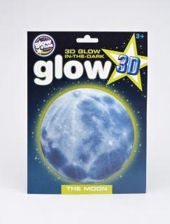 Glow 3D Earth
