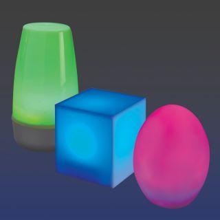 Light-up Shapes - Set of 3