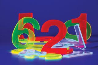 UV Numbers