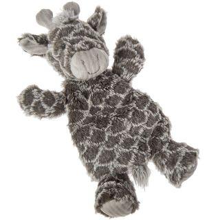 Giraffe Lovey Comforter