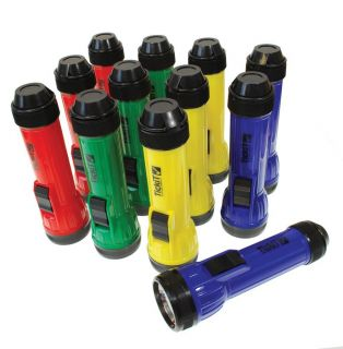 LED Torches - set of 12