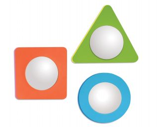 Magic mirror shapes - Set of 3