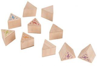 Matching Musical Prisms - Set of 12