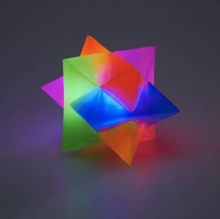 Geometric Flashing Ball