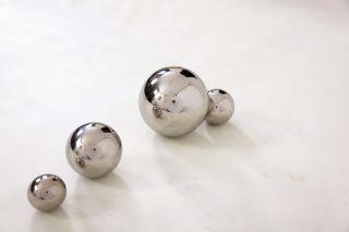 Sensory Reflective Balls - Set of 4