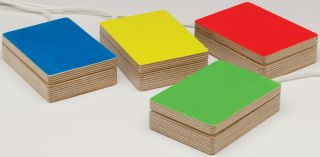 Block Switch - Available in 4 Colours