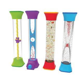 Sensory Fidget Tube - Set of 4