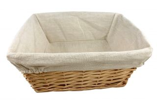 Natural Wicker Basket - create your own sensory basket