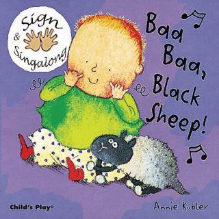 Sign & Singalong Baa Baa Black Sheep