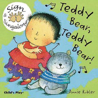 Sign & Singalong Teddy Bear