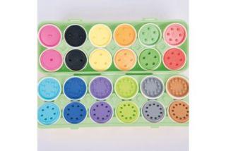 Colour Match Eggs Pk 12