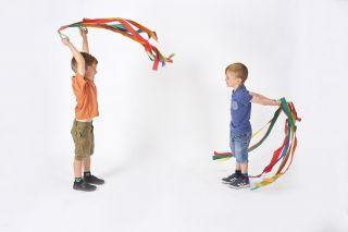 Dancing Ribbons - Set of 6