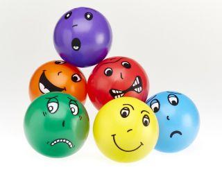 Emotion Face Balls
