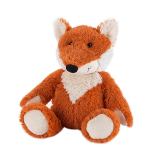 Heat Up Cosy Warmie - Felix Fox - weighted at 2lbs