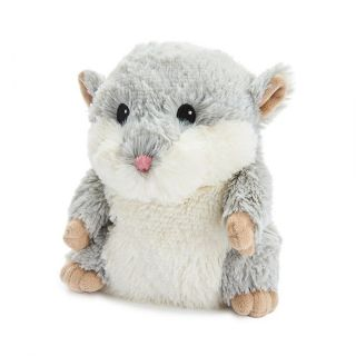Heat Up Cosy Warmie - Harold the Hamster - weighted at 2lbs