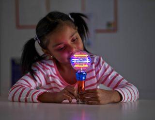 LED Multi Spinner Ball - Set of 3