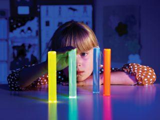 UV Acrylic Sticks