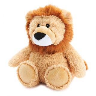 Heat Up Cosy Warmie - Lottie the Lion - weighted at 2lbs