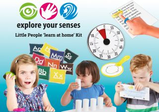 Little People 'LEARN AT HOME' Kit