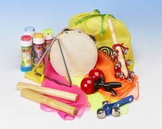 Music & Movement Fun Time Kit