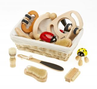 Natural Relaxation Basket