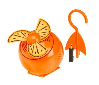 Orange Scented Fan - Switch Adapted