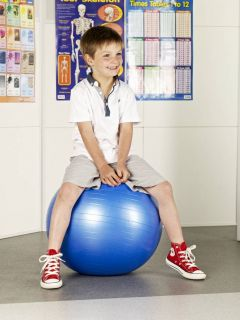 Sit On Balance Ball - 450mm diameter