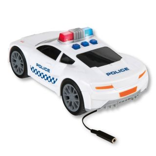 Police Car - Switch Adapted