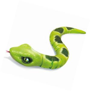 Robo Alive Slithering Snake - Green